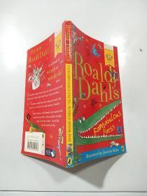 roald dahl's fantabulous facts  罗尔德·达尔令 人难以置信 的事 实...