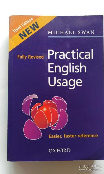 Practical English Usage Third Edition Paperback 实用英语用法 第三版 软皮 英文原版