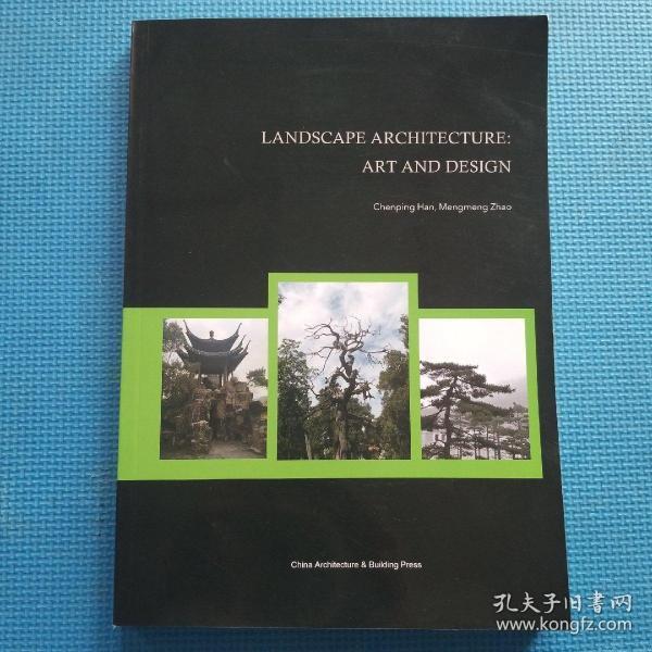 LandscapeArchitecture::ArtandDesign(景观建筑艺术与设计)