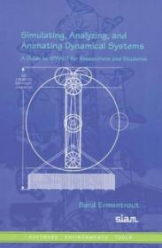 Simulating, Analyzing, And Animating Dynamical Systems