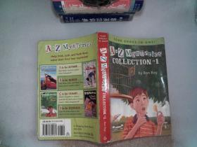 A to Z Mysteries Collection #1A-Z系列合集 英文原版