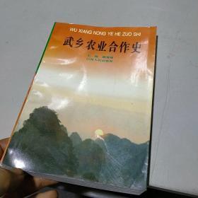 武乡农业合作史