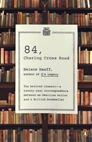 84, Charing Cross Road查令十字街84号,英文原版