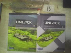 UNLOCK COMBINED SKILLS 5/解锁组合技能5(课本+练习册) 两册合售