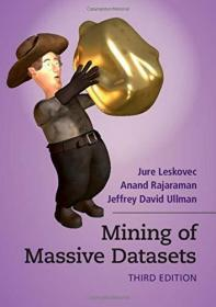 Mining Of Massive Datasets, 3rd Edition