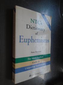 NTC's Dictionary of Euphemisms 英文原版