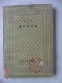 外国文学名着丛书:包法利夫人(网格本)