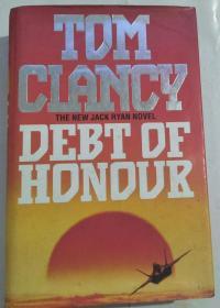 TOM CLANCY DEBT OF HONOUR