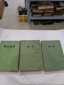 《类经》2册全《类经图翼》1册全,共3册合售