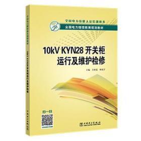 全国电力继续教育规划教材10kVKYN28开关柜运行及维护检修