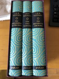The Lord of the Rings 指环王 魔戒 英国Folio Society出版社 豪华收藏版
