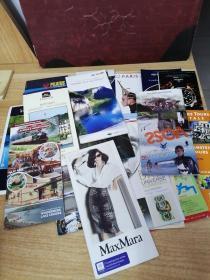 合售【外国原版旅游图及说明书】一堆,23份左右,详细见图  新e6