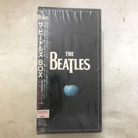 THE BEATLES(217首歌曲所有13张专辑 14盒16张CD盘)