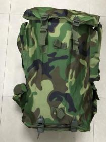 迷彩防雨双肩背包91携行具户外野营大背囊军迷户外登山包