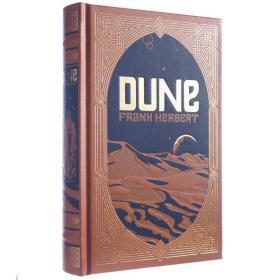 沙丘仿皮收藏版 弗兰克·赫伯特 Dune Frank Herbert