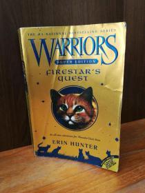 Warriors Super Edition Firestar's Quest (Warriors)