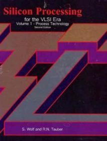 Silicon Processing For The Vlsi Era, Vol. 2