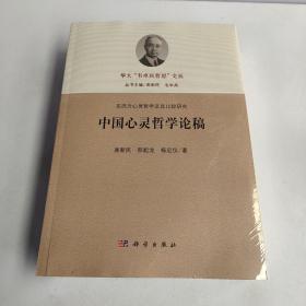 中国心灵哲学论稿