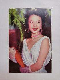 钟情(1933年6月12日-),出生于1933年,一说1932年。原名张玲麟,英文名Ching Chung,因为母亲姓钟,便取艺名为钟情,是一位香港女演员兼画家。 钟情是湖南湘乡人,1933年6月12日出生于湖南长沙,1949年共产党建政后来到香港。1952年,张玲麟报考了香港的泰山影片公司的演员训练班,开始了她的演员生涯。