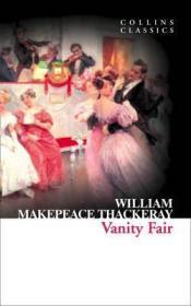 Vanity Fair名利场,萨克雷,英文原版