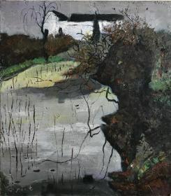 风景油画C47