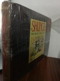 1975年《Shunga: The art of love in Japan》精装带书衣