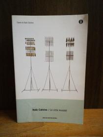 Le Citta Invisibili (Oscar Opere Di Italo Calvino) (意大利原版)