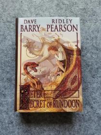 精装毛边书Peter and the Secret of Rundoon