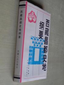 西藏昌都史地纲要 精装本