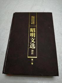 昭明文选译注(第一卷)