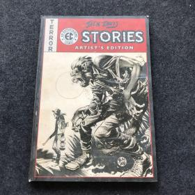 STORIES ARTISTS EDITION(书本高80公分)