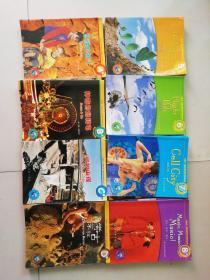 商务馆网络互动英语分级阅读丛书(A.B.C.D.5.6.7.8级)74本合售