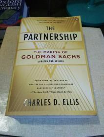 The Partnership:The Making of Goldman Sachs
