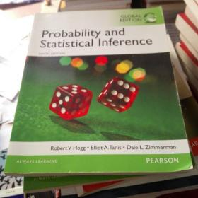 Probability and Statistical Inference, Global Edition 【详见图】