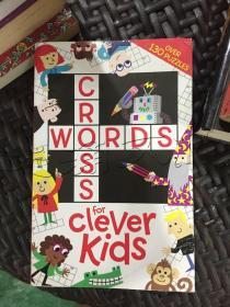 Crosswords for Clever Kids---[ID:289384][%#320H5%#]