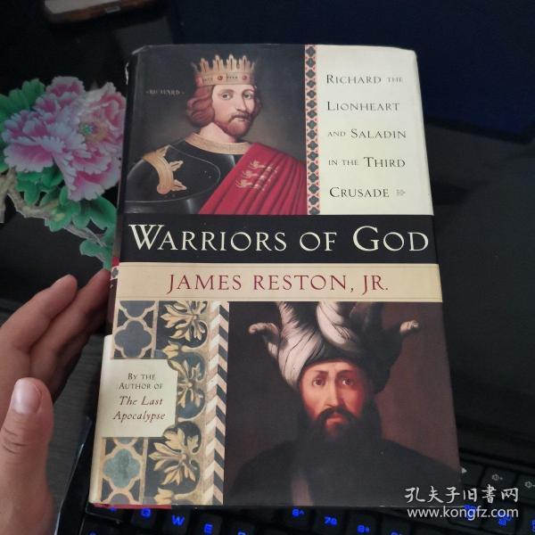 WARRIORS OF GOD JAMES RESTON JR