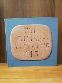 THE CHELSEA ARTS CLUB 143 : CHELSEA ARTS CLUB 2001 REAR BOOK【日历书】