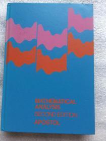 现货 Mathematical Analysis: A Modern Approach to Advanced Calculus  2e 英文原版 精装 第2版 数学分析:高级微积分的现代方法 阿波斯托尔 Tom M. Apostol