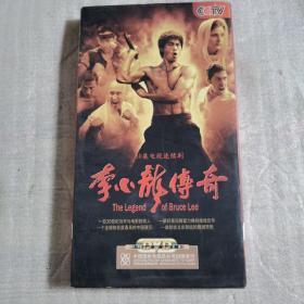 50集电视连续剧 《李小龙传奇》DVD光碟