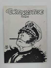 CORTO MALTESE I'integrale (Italian)