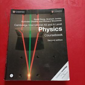 Cambridge International AS and A Level Physics Coursebook Second edition 有光盘