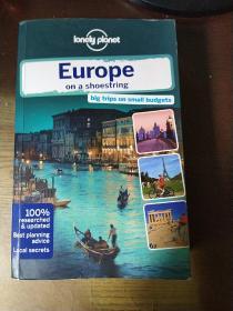 Lonely Planet: Europe 8孤独星球旅行指南:欧洲经济游 英文原版