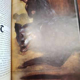 Night creature暗夜生物 the enchanted world奇幻 魔幻 画册 百科