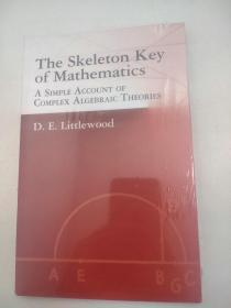 The Skeleton Key of Mathematics : A Simple Account of Complex Algebraic Theories 数学的骨架键:复杂代数理论的简单解释 英文版