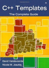 C++ Templates:The Complete Guide