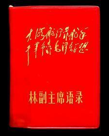 林副主席语录(经典版)