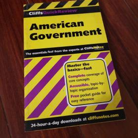 CliffsQuickReviewTM American Government