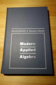 Garrett Birkhoff的 Modern Applied Algebra
