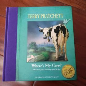Terry pratchett where's my cow ,a discworld picture book for people of all size碟形世界奇幻小说 系列 图画小说