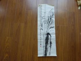 黄宾虹学生,常州藉著名老画家方.正(有款国画6)